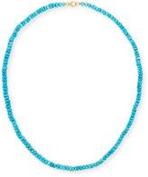 Lana Sleepy Beauty 4mm Beaded Turquoise Necklace