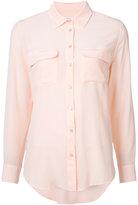 Equipment longsleeve shirt - women - Silk - XS