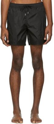 Moncler Black Mare Swim Shorts