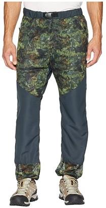 Snow Peak Insect Shield Camo Pants (Green) Men's Casual Pants