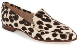 Kate Spade Women's 'Carima' Genuine Calf Hair Loafer Flat