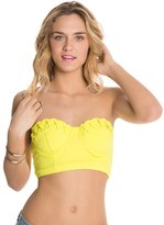 MinkPink Don't Cross Me Bustier Top 8124954