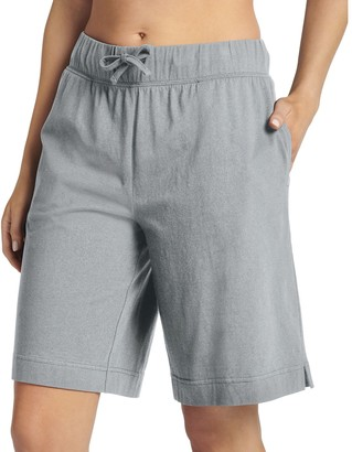 Jockey Women's Everyday Essentials Bermuda Pajama Shorts