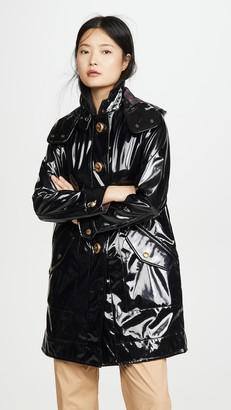 Coach 1941 Horse and Carriage Raincoat