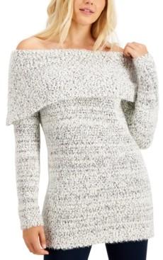 Fever Off-The-Shoulder Sweater