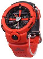 Casio Men's G Shock GA500P-4A Rubber Quartz Sport Watch