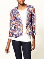 + Larkin Floral Blazer
