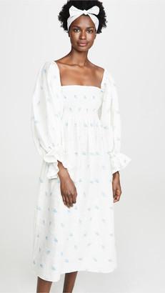 Sleeper Atlanta Linen Dress
