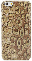 MICHAEL Michael Kors Glitter Cheetah iPhone 6+ Cover