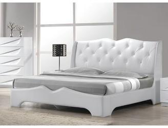 Orren Ellis Kogan Upholstered Platform Bed Size: Queen