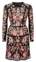 Needle & Thread Embroidered Rose Prom Dress