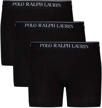 Polo Ralph Lauren Logo Boxers (Pack of 3)