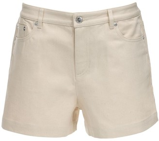 A.P.C. Cotton Denim Shorts