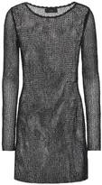 Alanui Crochet minidress