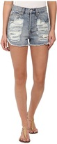 MinkPink Slasher Flick Short 1MK8396I (Denim) - Apparel