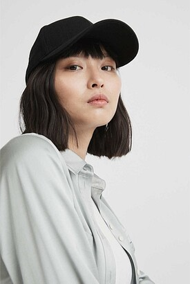Witchery Natural Canvas Cap