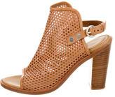 Rag & Bone Perforated Slingback Sandals