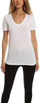 Cotton Citizen Classic V Neck Top