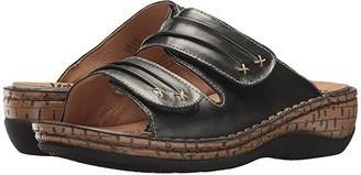 Propet June (Black) Women's Shoes