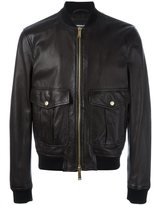 DSQUARED2 'Pilot' bomber jacket