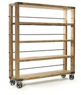 STUDY Rolling Bookcase