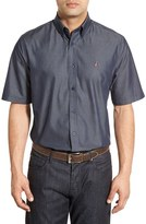 Nordstrom Men's Traditional Fit Denim Shirt