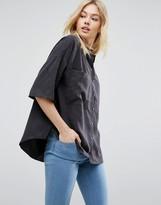 Asos Premium Casual Shirt in Tencel
