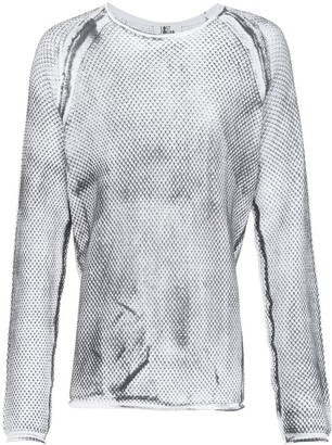 Lost & Found Ria Dunn Washed Effect Sweatshirt