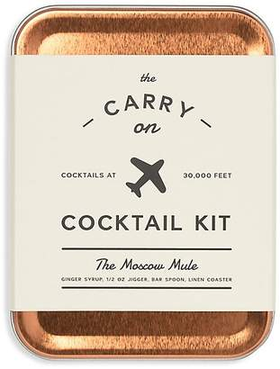 W & P W & P Carry On Moscow Mule Six-Piece Cocktail Kit