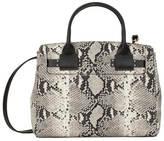 Furla Women's Lucky Medium Python Tote Bag Roccia