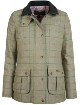 Barbour Marlow Wool Jacket