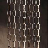 """36"""" Decorative Chain in Tannery Bronze Kichler"""