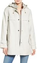 Women's Trina Trina Turk A-Line Rain Jacket