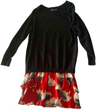 Moschino Multicolour Wool Dresses