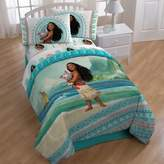 "Disney Disney's Moana ""The Wave"" 4-piece Twin Bed In A Bag Set"