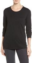 Eileen Fisher Women's Organic Cotton Jersey Top