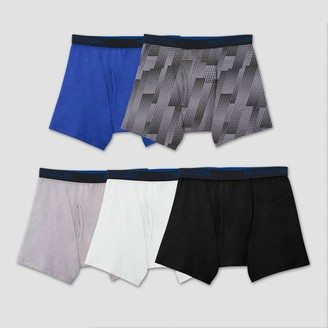 Fruit of the Loom Fruit of the oom Boys' 7pk Boxer Briefs - Coors Vary (14-16)