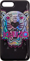 Kenzo Black Limited Edition Northern Lights Tiger Iphone 7 Plus Case