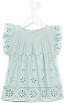 Stella McCartney embroidered blouse - kids - Cotton - 6 yrs