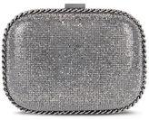 Stella McCartney falabella crystal stones clutch bag