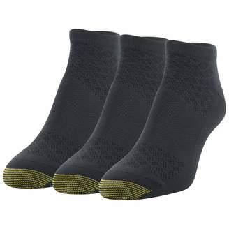 Gold Toe Women's Ultra Soft No Show Socks 3 Pairs