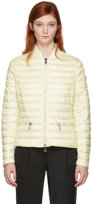 Moncler Off-White Down Blen Jacket