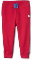 Gap Side stripe terry pants