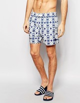 NATIVE YOUTH Swim Short Shorts