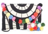 Vince Camuto Magnetic Snap-Flap Clutch