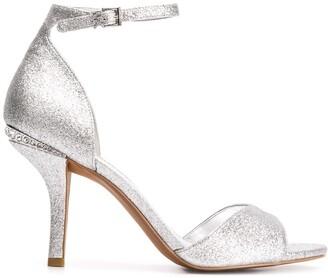 MICHAEL Michael Kors Malinda glittered sandals
