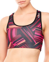 Reebok Disrupt Printed Everyday Sports Bra