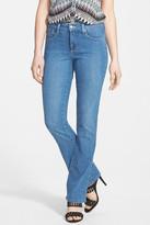 NYDJ 'Billie' Stretch Mini Bootcut Jeans (Regular & Petite)