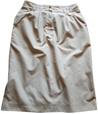Aigner Beige Skirt for Women