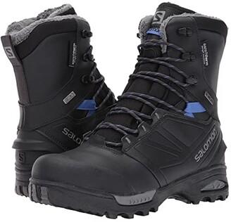 Salomon Toundra PRO CS WP (Phantom/Black/Amparo Blue) Women's Shoes